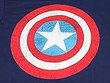 Marvel Comics Avengers Logo Mens T-shirt