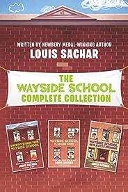 Wayside School 3-Book Collection: Sideways Stories from Wayside School, Wayside School Is Falling Down, Waysid