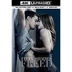 Fifty Shades Freed debuts on Digital April 24 and on 4K, Blu-ray, DVD and On Demand May 8 from Universal