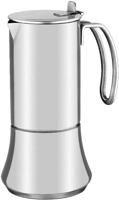 BRA Cafetera Italiana, 10 Tazas: Amazon.es: Hogar