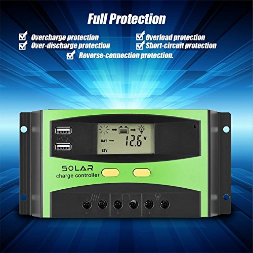 fosa-solar-charger-controller-solar-panel-regulators-dual-usb-output-3-stage-pwm-charge-12v-24v20-a