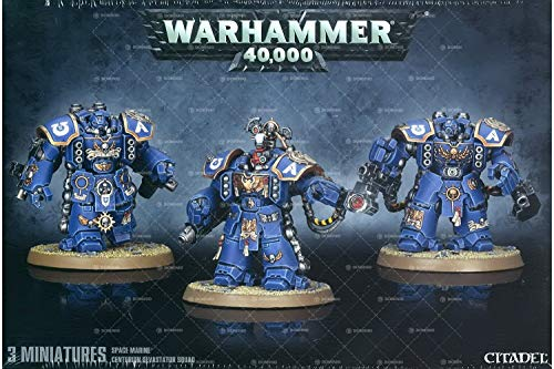 Games Workshop 2013 Space Marine Centurion Devastator Squad