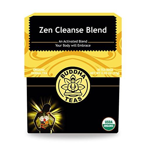 Cleanse Blend Buddha Teas Bags