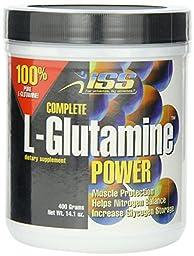 ISS Complete L-Glutamine Power 14.1 oz (400 g)