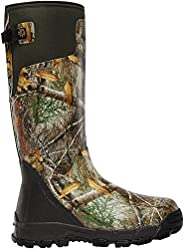 "LaCrosse Men's 376012 Alphaburly Pro 18"" Waterproof 400G Hunting Boot, Realtree Ed"