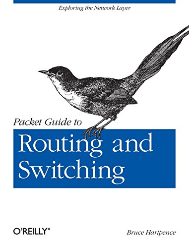 Packet Guide to Routing and Switching: Exploring the Network Layer [Hartpence, Bruce] (Tapa Blanda)