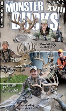 Realtree Outdoor Productions Volume 2 XVIII Monster Bucks (2010 Release)