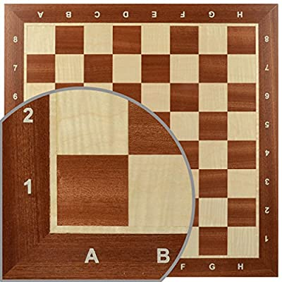 Professional Tournament Chess Board, No. 5