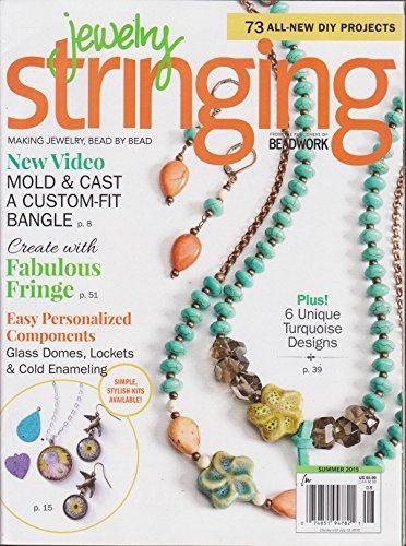 Jewelry Stringing Magazine Summer 2015