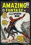 Amazing Fantasy #15 (2002 Reprint Version - Spider-Man's 1st appearance, Marvel Comics)