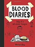 Blood Diaries, Marissa Moss, 1939547059
