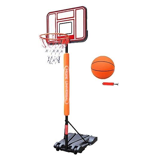 WOOCF Canasta de Tiro de Baloncesto Sistema de aro de Baloncesto ...