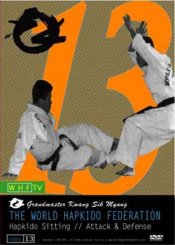 Hapkido Sitting Technique DVD #13