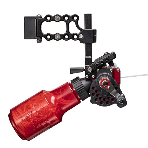 Archery Reel Cajun - Cajun Winch Pro Bowfishing Reel