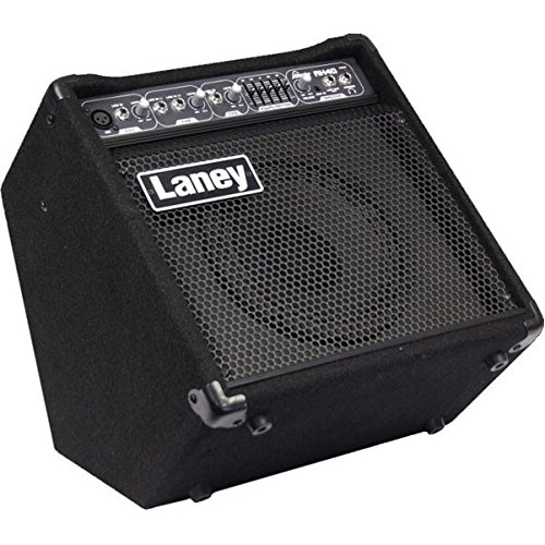 30 Watt Amplifier Combo (Laney 3 Guitar Combo Amplifier, Black (AH40))