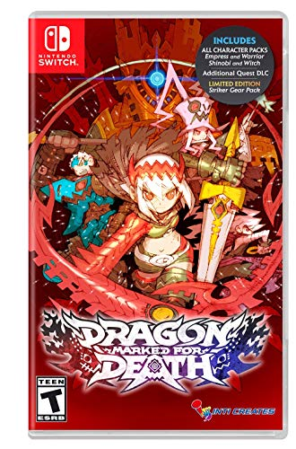 - Dragon: Marked for Death