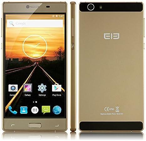 Elephone M2 4G 64bit Smartphone MTK6753 Octa Core 1.3GHz 5.5 ...