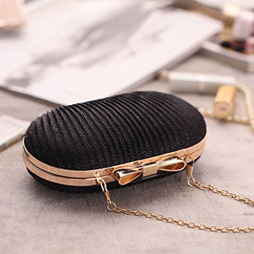 Party Shoulder Fashion Purse Bridal Women Handbag Black Evening Champage Dabixx Messenger Clutch Bag H585Yw