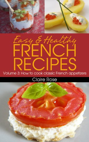 French appetizers easy recipes