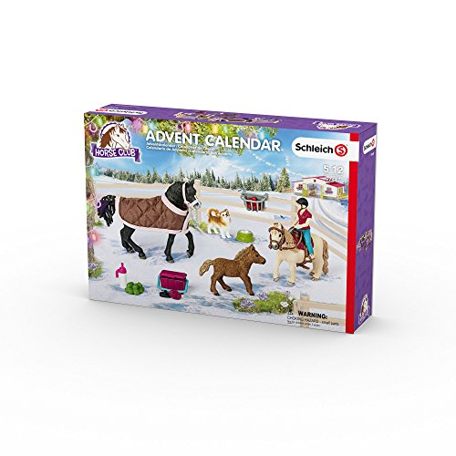 Schleich Horse Club Advent Calendar 2017 Toy Figure