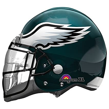 new arrival b6367 00ae9 Amazon.com: Anagram 26301 NFL Philadelphia Eagles Football ...