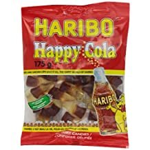 Haribo Happy Cola, 175 gm, Pack Of 12, 2100 gm