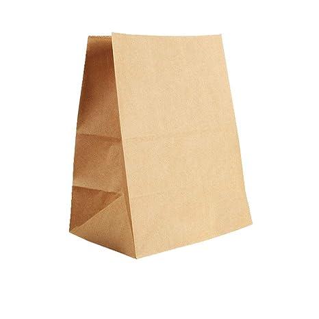 Bolsa de papel Kraft de calidad alimentaria, a prueba de ...