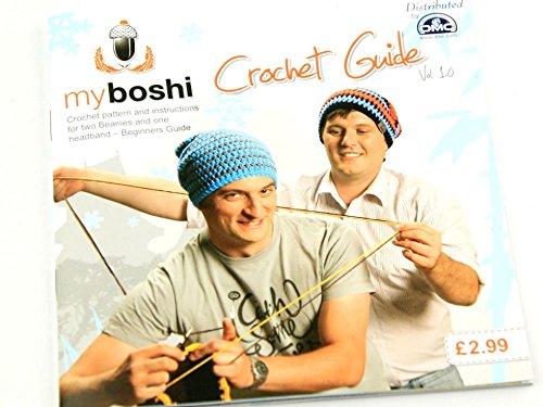 MyBoshi Crochet Guide Patterns & Instructions Book Vol 1.0
