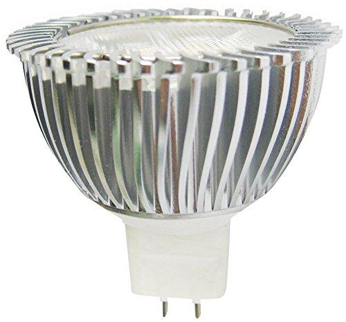 Mr16 3W 3 Led Blue Light Bulb in Florida - 9