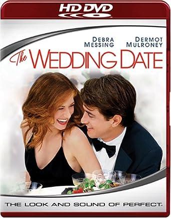 The Wedding Date.Amazon Com The Wedding Date Hd Dvd Debra Messing Dermot