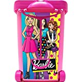 Tara Toys Barbie 20-Doll Store It All Portable Trunk with Handle and Wheels