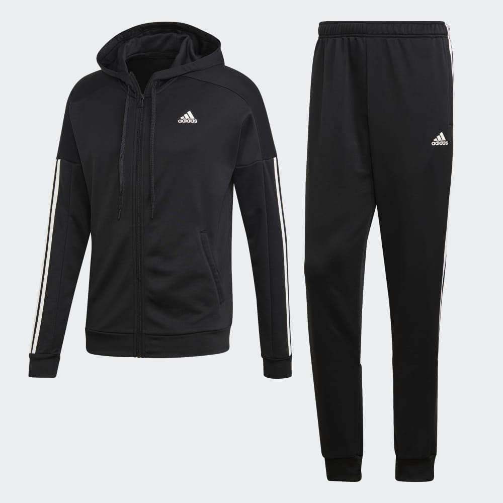 adidas Herren MTS Game Time Tracksuit