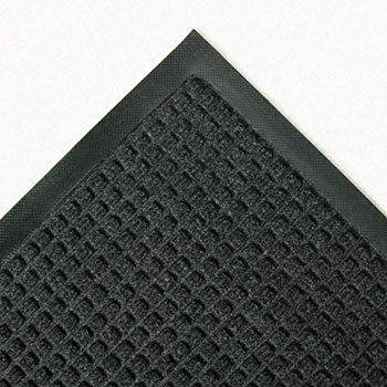 Crown Super-Soaker™ Wiper Mat with Gripper Bottom MAT,SUPER-SOAK,34X58,CCL (Pack of2) - Crown Super Soaker Wiper Mat
