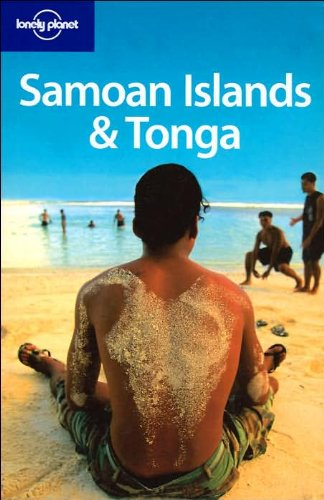 SAMOAN ISLANDS & TONGA 5ED -AN