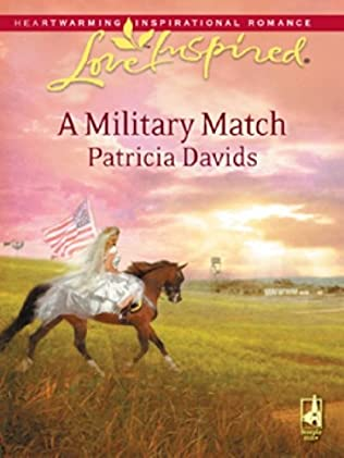 book cover of A Military Match