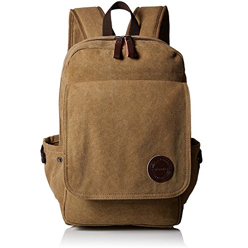 Zebella-Vintage-Canvas-Backpack-for-Laptop-School-Rucksack-Weekender-Daypack-Bag