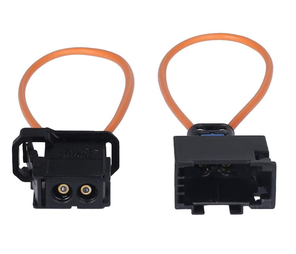 Proscan Autonotive Fiber Most Ottico Loop Bypass Femmina e Maschio Adattatore per Auto Euro Proscan Automotive