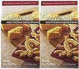 Geraldines Cheese Straws, Traditional, 4.5 oz, 2 pk