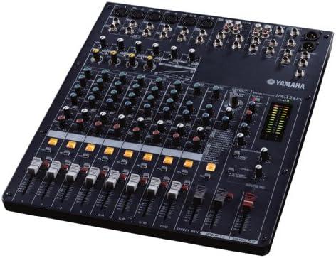 Yamaha MG 124CX-R - Mesa de mezclas: Amazon.es: Instrumentos musicales