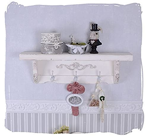 Best Free Perfect Cool Wandregal Vintage Garderobe Weiss Wandboard  Hngeregal Shabby Chic Palazzo Exklusiv With Wandregal Shabby Chic Weiss  With Kchen ...