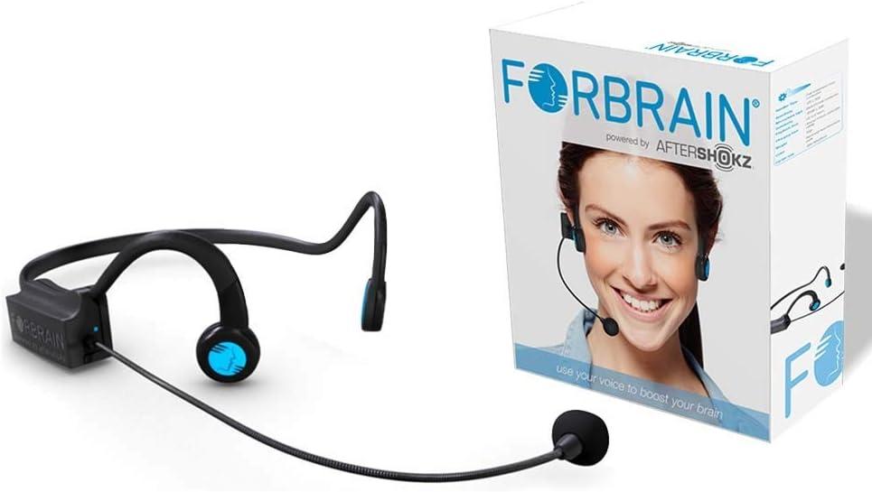 Forbrain audífonos de conducción ósea de retroalimentación https://amzn.to/37VUXK6