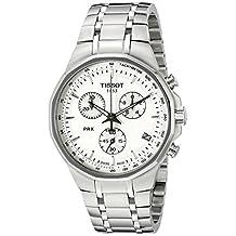 Tissot Men's T0774171103100 Analog Display Quartz Silver Watch