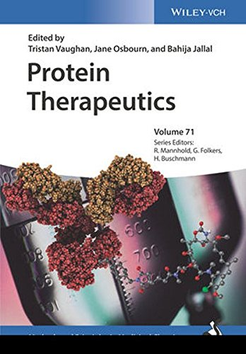 Protein Therapeutics  2 Volume Set  Methods And Principles In Medicinal Chemistry