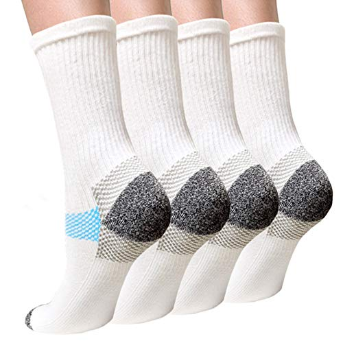 Sport Plantar Fasciitis Compression Socks Arch Support Ankle Socks - Best For Running, Athletic, and Travel (Small/Medium, Multicoloured 2)