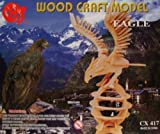 Wood Craft Model (Eagle) by CHJ by CHJ