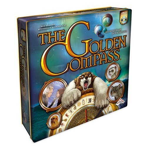 Sababa Golden Compass DVD Board Game