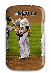 Top Quality Rugged Oakland Athletics Case Cover For Galaxy S3