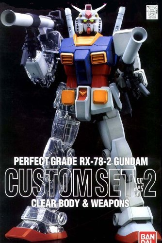 9beb5d1e4a7 Image Unavailable. Image not available for. Color  Gundam PG (Perfect Grade)  Custom set 2