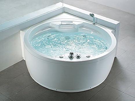 Whirlpool Vasca da bagno florence mit 14 UGELLI PER MASSAGGIO+ ...