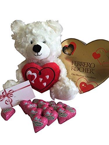 ferrero-rocher-hazlenut-chocolates-palmer-cookies-creme-hearts-and-8-white-sitting-plush-bear-gift-b